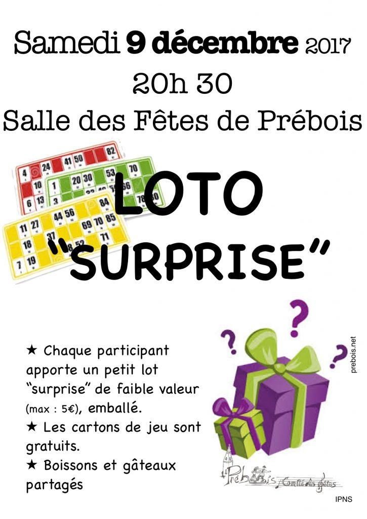 lotto surprise